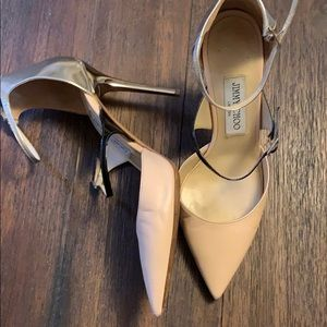 Jimmy Choo pumps- made in Italy 37 1/2